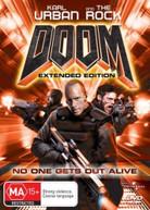 DOOM (2005) DVD