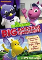BACKYARDIGANS: BIG BACKYARD ADVENTURE (3PC) DVD