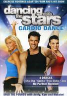DANCING WITH THE STARS: CARDIO DANCE DVD