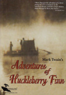 ADVENTURES OF HUCKLEBERRY FINN DVD