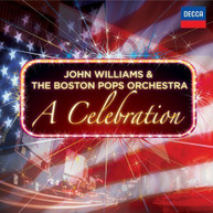 JOHN WILLIAMS BOSTON POPS ORCHESTRA - JOHN WILLIAMS & THE BOSTON POPS: CD