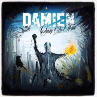 DAMIEN - CARRY THE FIRE CD