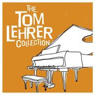 TOM LEHRER - TOM LEHRER COLLECTION (+DVD) CD