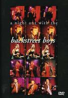 BACKSTREET BOYS - NIGHT OUT WITH THE BACKSTREET BOYS DVD