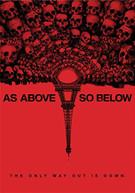 AS ABOVE SO BELOW DVD