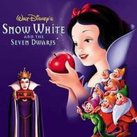 SNOW WHITE & THE SEVEN DWARFS SOUNDTRACK (IMPORT) CD