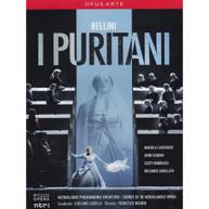 BELLINI CANTARERO OSBORN HENDRICKS - I PURITANI DVD