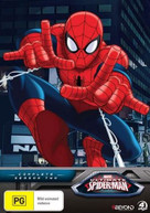 ULTIMATE SPIDER-MAN: SEASON 2 - COLLECTOR'S TIN (2014) DVD