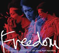 JIMI HENDRIX - FREEDOM: ATLANTA POP FESTIVAL (GATE) (200GM) VINYL