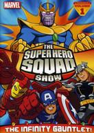 SUPER HERO SQUAD SHOW: INFINITY GAUNTLET - S.2 V.1 DVD