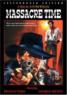 MASSACRE TIME DVD