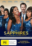 THE SAPPHIRES (2012) DVD