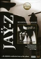 JAY -Z - CLASSIC ALBUM: REASONABLE DOUBT (WS) DVD