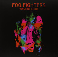 FOO FIGHTERS - WASTING LIGHT VINYL