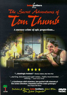 SECRET ADVENTURES OF TOM THUMB DVD