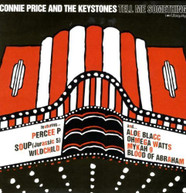 CONNIE PRICE & THE KEYSTONES - TELL ME SOMETHING VINYL