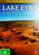 LAKE EYRE (COMMEMORATIVE EDITION) (2012) DVD