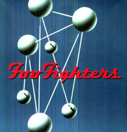FOO FIGHTERS - COLOUR & THE SHAPE VINYL