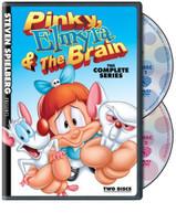 STEVEN SPIELBERG: PINKY ELMYRA & BRAIN THE COMP DVD
