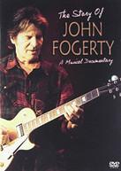 JOHN FOGERTY - STORY OF: UNAUTHORIZED DOCUMENTARY DVD