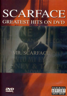 SCARFACE - GREATEST HITS DVD