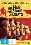 THE MEN WHO STARE AT GOATS (2009) DVD