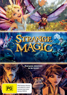 STRANGE MAGIC (2015) DVD