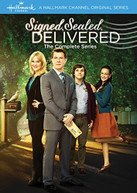 SIGNED SEALED DELIVERED: SERIES (3PC) (WS) DVD