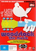 WOODSTOCK: THE MUSIC (2 DISCS) DVD
