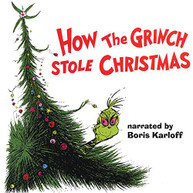 HOW THE GRINCH STOLE CHRISTMAS SOUNDTRACK - HOW THE GRINCH STOLE VINYL