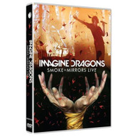 IMAGINE DRAGONS - SMOKE + MIRRORS LIVE DVD