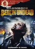 RAMMBOCK: BERLIN UNDEAD DVD