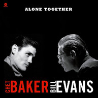 CHET BAKER BILL EVANS - ALONE TOGETHER (180GM) VINYL