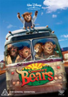 THE COUNTRY BEARS (2002) DVD