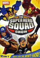SUPER HERO SQUAD SHOW: QUEST FOR INFINITY SWORD 3 DVD