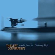 THIEVERY CORPORATION - SOUNDS FROM THE THIEVERY HI-FI (GATE) VINYL
