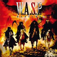 WASP - BABYLON VINYL