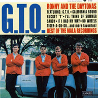 RONNY & DAYTONAS - GTO: THE BEST OF VINYL