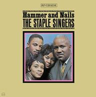 STAPLE SINGERS - HAMMER & NAILS VINYL