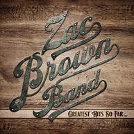ZAC BROWN - GREATEST HITS SO FAR (BONUS CD) VINYL