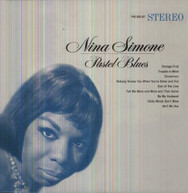 NINA SIMONE - PASTEL BLUES (180GM) VINYL