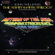 STAR WARS TRILOGY (UTAH) (SYMPHONY) (ORCHESTRA) OST VINYL