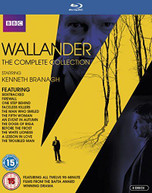 WALLANDER THE COMPLETE COLLECTION (UK) BLU-RAY
