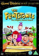 FLINTSTONES - SEASON 2 (UK) DVD