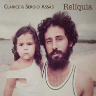 CLARICE ASSAD /  SERGIO - RELMQUIA CD