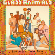 GLASS ANIMALS - HOW TO BE A HUMAN BEING CD