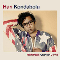 HARI KONDABOLU - MAINSTREAM AMERICAN COMIC CD