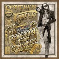 STEVEN TYLER - WE'RE ALL SOMEBODY FROM SOMEWHERE - CD