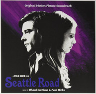 DHANI HARRISON / PAUL (GATE)  HICKS - SEATTLE ROAD / SOUNDTRACK (GATE) VINYL