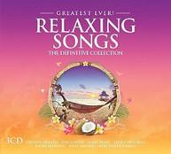 GREATEST EVER RELAXING SONGS / VARIOUS (UK) CD